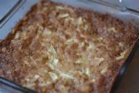 Cookies - Apple Brownies