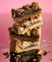 Cookies - Raspberry Nut Bars