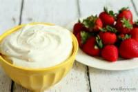 Dips - Fruit -  Cheesecake Creme Fruit Dip