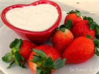 Dips - Fruit -  Orange Dip