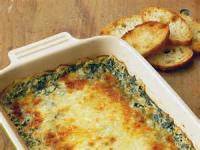Dips - Hot Spinach Cheese Dip