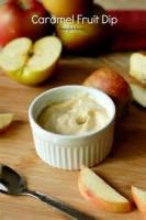 Dips - Fruit -  Creamy Caramel Fruit Dip
