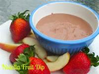 Dips - Fruit -  Fresh Fruit Dip