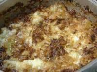 Dips - Onion -  Baked Vidalia Onion Dip By Mai