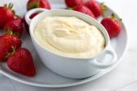 Dips - Creamy Orange Fruit Dip