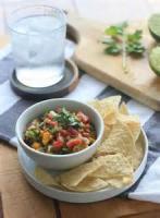 Dips - Fresh Mango Salsa