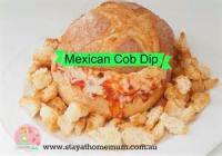 Dips - Cobb Loaf Dip
