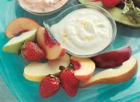 Dips - Ginger Fruit Dip