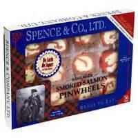 Fishandseafood - Smoked Salmon Pinwheels