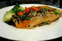 Fishandseafood - Salmon -  Sesame Salmon Steak