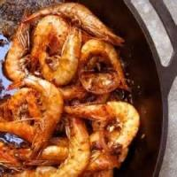Fishandseafood - Shrimp -  Barbequed Shrimp