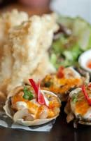 Fishandseafood - Crispy Prawn Baskets