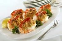 Fishandseafood - Shrimp -  Baked Stuffed Shrimp With Crab