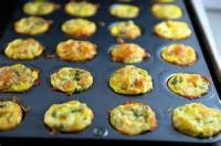 Fishandseafood - Shrimp -  Shrimp Mini Quiches