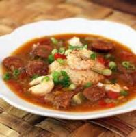 Fishandseafood - Shrimp -  Gumbo By Diann