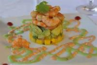Fishandseafood - Shrimp -  Mango-shrimp Salad
