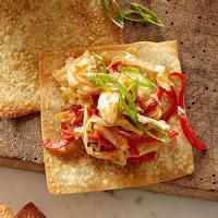 Fishandseafood - Shrimp -  Shrimp Vegetable Egg Rolls
