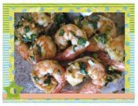 Fishandseafood - Shrimp -  Shrimp Wonton Cups