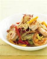 Fishandseafood - Shrimp -  Marinated Shrimp With Couscous