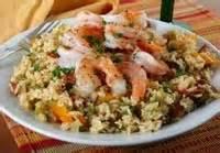 Fishandseafood - Shrimp And Sausage Jambalaya