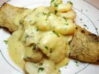 Fishandseafood - Trout -  Trout With Mushrooms
