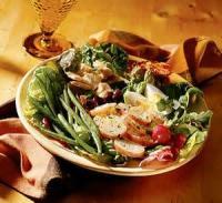 Fishandseafood - Tuna -  Salad Nicoise For One
