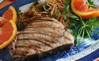 Fishandseafood - Marniated Swordfish Steaks