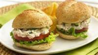 Fishandseafood - Tuna -  Nutty Tuna Salad Pitas