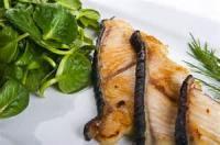 Fishandseafood - Cheesy Swordfish Steaks