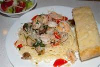 Fishandseafood - Shrimp -  Shrimp And Mushroom Saute