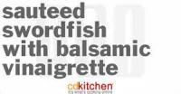 Fishandseafood - Ginger-lime Swordfish