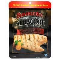 Fishandseafood - Tuna -  Grilled Marinated Albacore