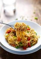 Fishandseafood - Singapore Noodles