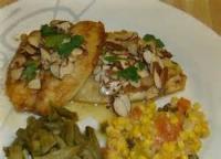 Fishandseafood - Trout Amandine