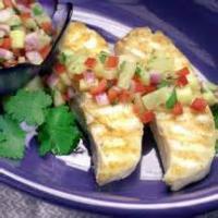 Fishandseafood - Tuna -  Grilled Tuna Fajitas