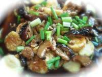 Fishandseafood - Shrimp -  Sizzling Rice Soup