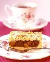 Fruit - Apple, Rosemary And Caramel Shortcakes