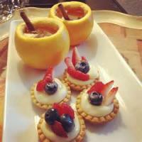 Fruit - Apple -  Apple Cider Cheesecake