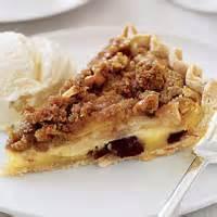 Fruit - Apple -  Apple-cinnamon Custard Pie
