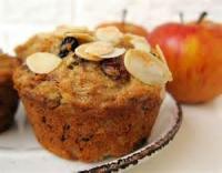 Fruit - Apple -  Apple-oat Muffins