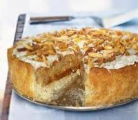 Fruit - Apple Almond Pie