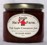 Fruit - Apple -  Cinnamon Apple Jelly