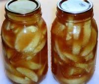 Fruit - Canned Apple Pie Filling