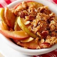 Fruit - Caramel Apple Crunch
