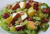 Fruit - Apple -  Apple Waldorf Salad