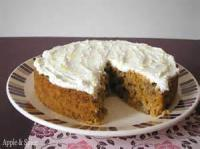 Fruit - Apple -  Carrot And Apple Cake