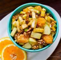 Fruit - Autumn Apple Salad