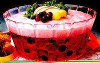 Fruit - Apple -  Jellied Waldorf Salad