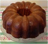 Fruit - Apple -  Spicy Apple Bundt Cake