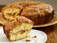 Fruit - Harvest Apple Coffee Cake